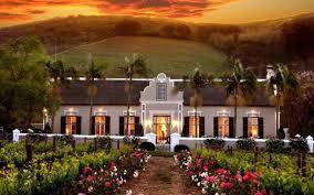 5 star  Grande Roche Hotel - Paarl (2 Nights) - 2 Nights