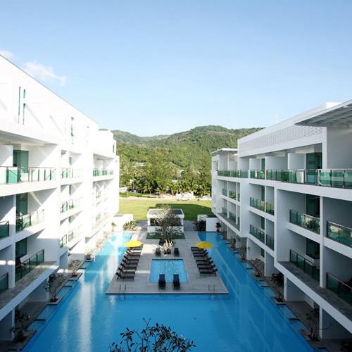 4 star  Old Phuket Karon Beach Resort - Phuket - 7 Nights - 7 Nights