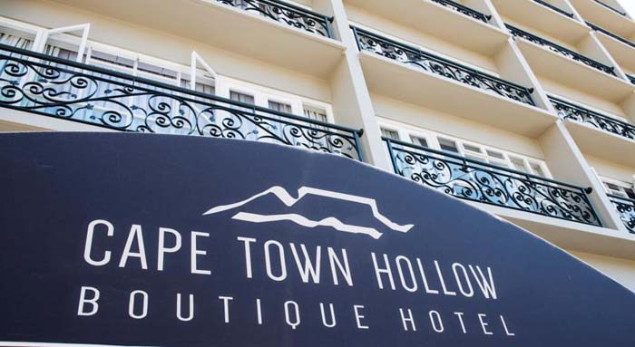 Cape Town Hollow Boutique Hotel - Cape Town Gardens (2 Nights) - 2 Nights
